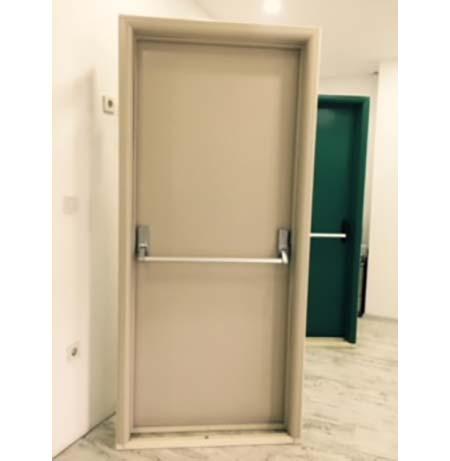 Dıştan Bağlamalı Panikbar Kapı