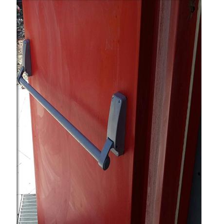 Kırmızı Renk Yangın Kapı