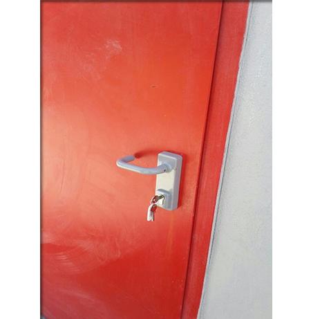 Arka Kol Detay Kapı