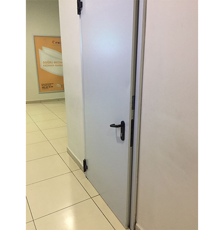 Double Sided Metal Door
